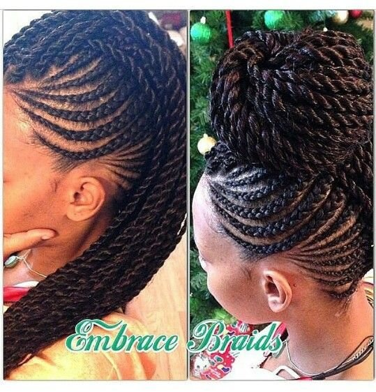 The Best Cornrows Senegalese Twists Hairstyles Haircare Pictures