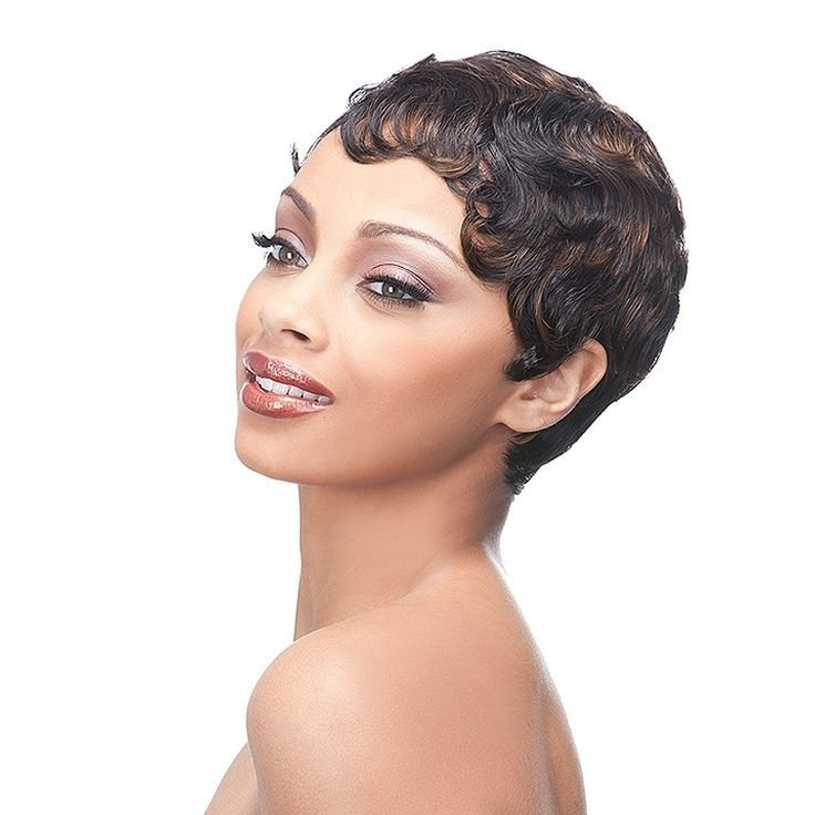 The Best Trendy Short Wigs For Black Women Viola Wig By Apexhairs Pictures