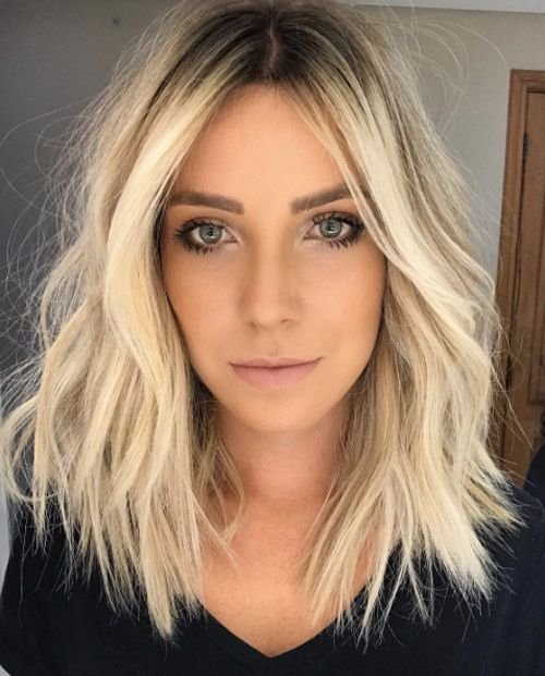 The Best Best 25 Lob Haircut Ideas On Pinterest Pictures