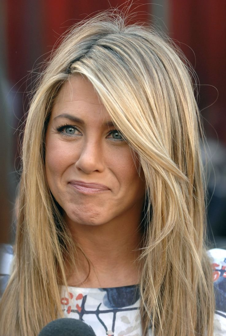 The Best 25 Best Ideas About Jennifer Aniston Hair Color On Pictures