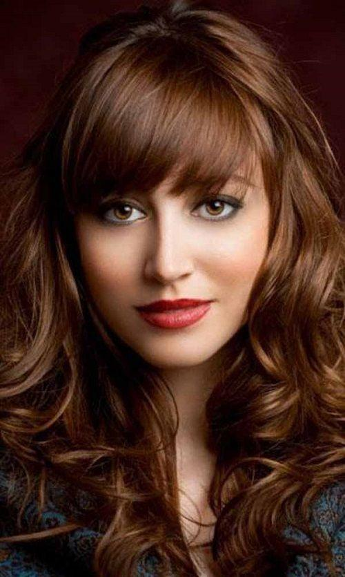 The Best 50 Shades Of Brown Hair Color Ideas For 2015 Long Golden Pictures