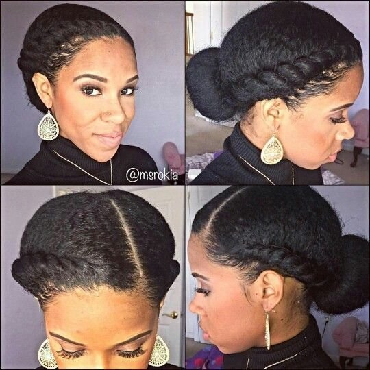 The Best Best 25 Easy Natural Hairstyles Ideas On Pinterest Pictures