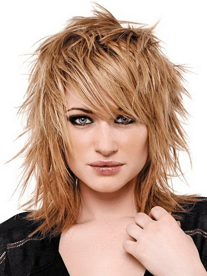 The Best Layered Hairstyles For Medium Length Hair Photo Of Pictures