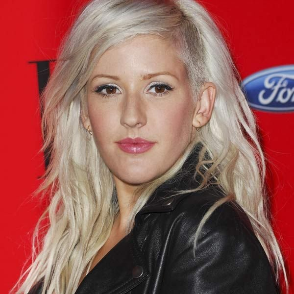 The Best Ellie Goulding Shaved Sides Haircut A Cut Above Pictures