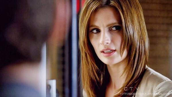 The Best Kate Kate Beckett Photo ♡ Hair Styles ♡ Pinterest Pictures