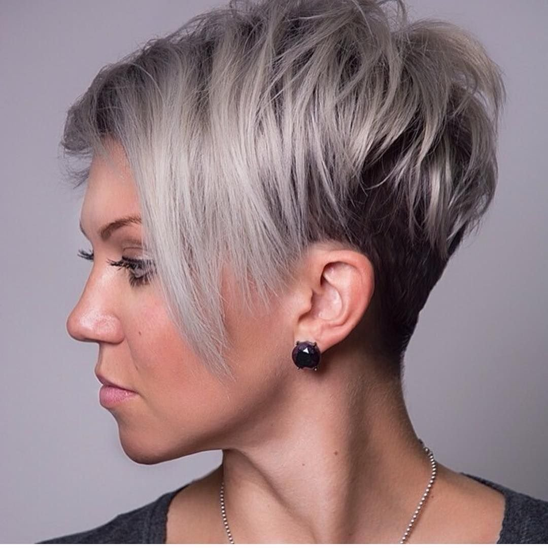 The Best Cool 45 Unique Short Hairstyles For Round Faces – Get Confident And Stylish Newaylook Pictures