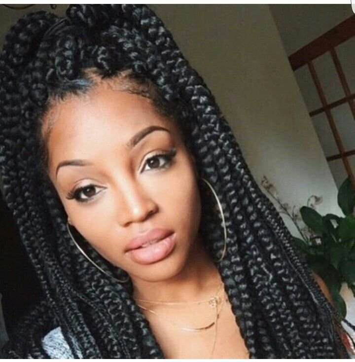 The Best Janet Jackson Braids Protective Styles Natural Pictures