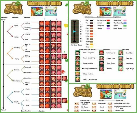 The Best Guide To Shampoodle Animal Crossing New Leaf Pictures