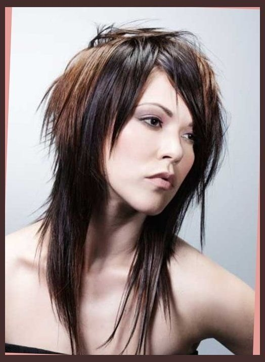 The Best 15 Funky Long Haircuts Hairstyles Haircuts 2014 2015 Pictures
