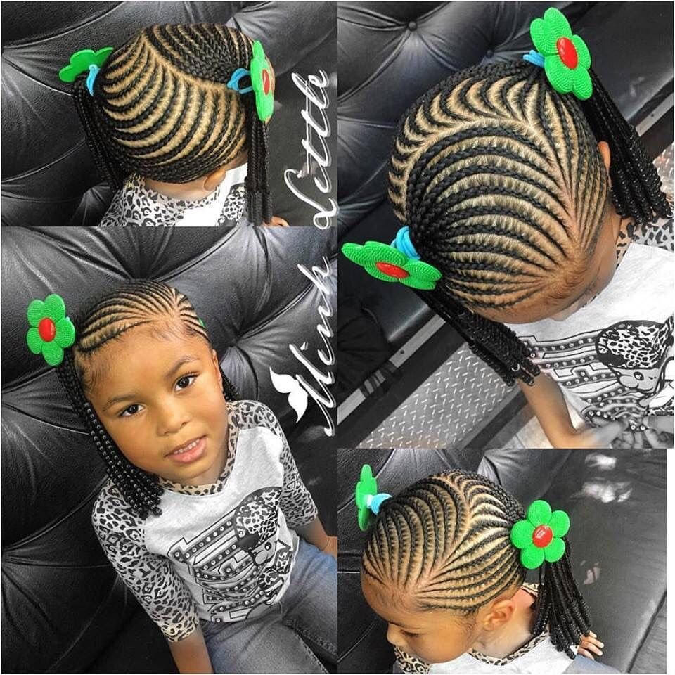 The Best Little Girl Braiding Styles Teamnatural Pinterest Pictures