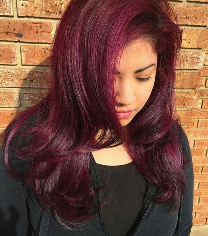 The Best Artic Fox Hair Color Purple Burgundy Hair Affairs Pictures