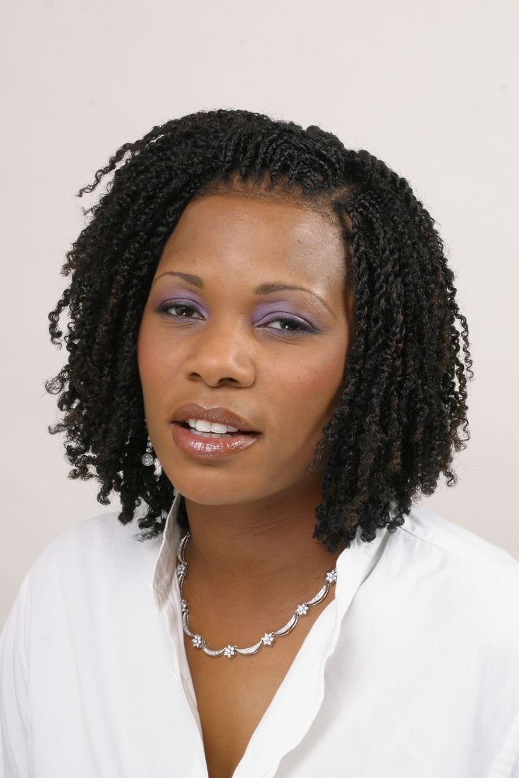 The Best Distinctive K*Nky Twist Hairstyles Natural Hairstyles Pictures