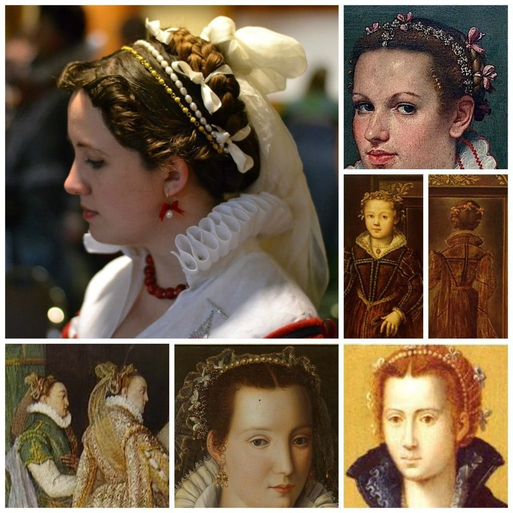 The Best 16Th Century Italian Braids And Curls On Morgandonner Com Pictures Original 1024 x 768