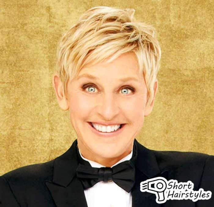 The Best Best 25 Ellen Degeneres Haircut Ideas On Pinterest Pictures