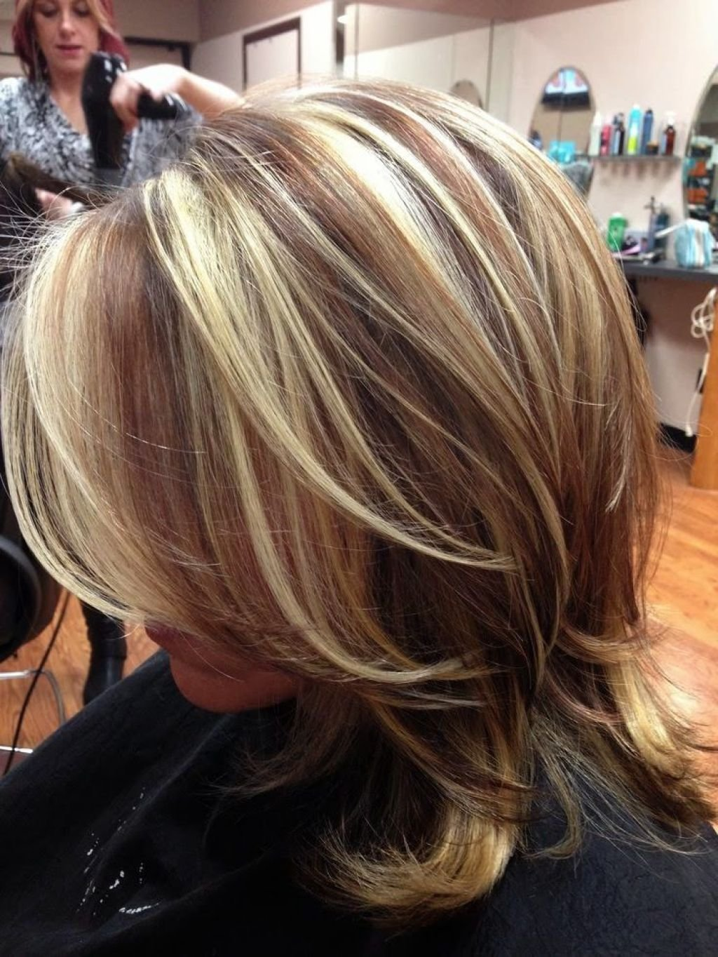 The Best Highlights And Lowlights Ideas 4 Hair Color Highlight And Pictures