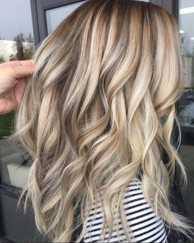 The Best Blonde Hairstyles With Lowlights Hair Colors Pinterest Pictures