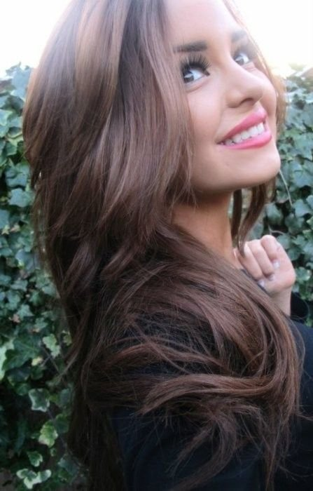 The Best Milk Chocolate Brown Hair Hair Nails Pinterest Pictures