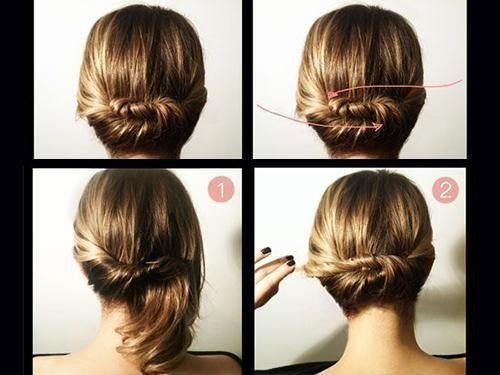 The Best Easy Hairstyles For Long Hair To Do Yourself Google Pictures