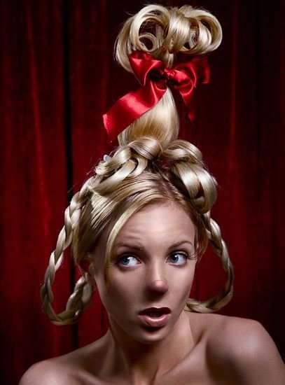 The Best Get Inspired By Dr Seuss This Halloween With Cindy Lou Who Hair Beauty Boo Tiful Looks Pictures