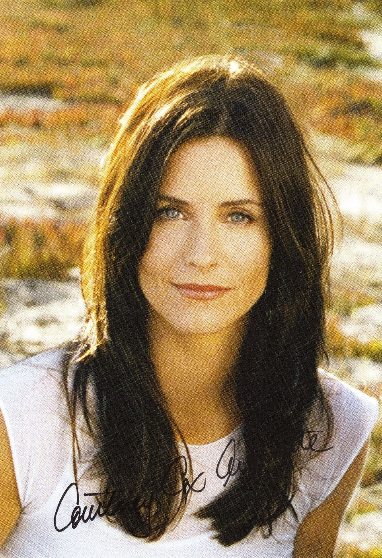 The Best Monica On Friends Hairstyles Fade Haircut Pictures