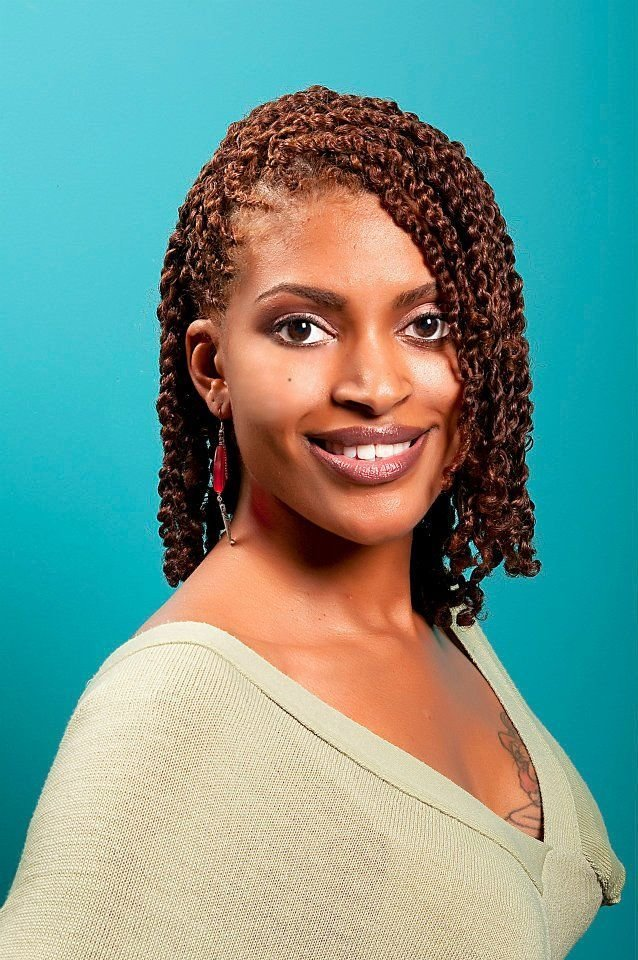 The Best Two Strand Twists With A Stunning Hair Color… Black Pictures