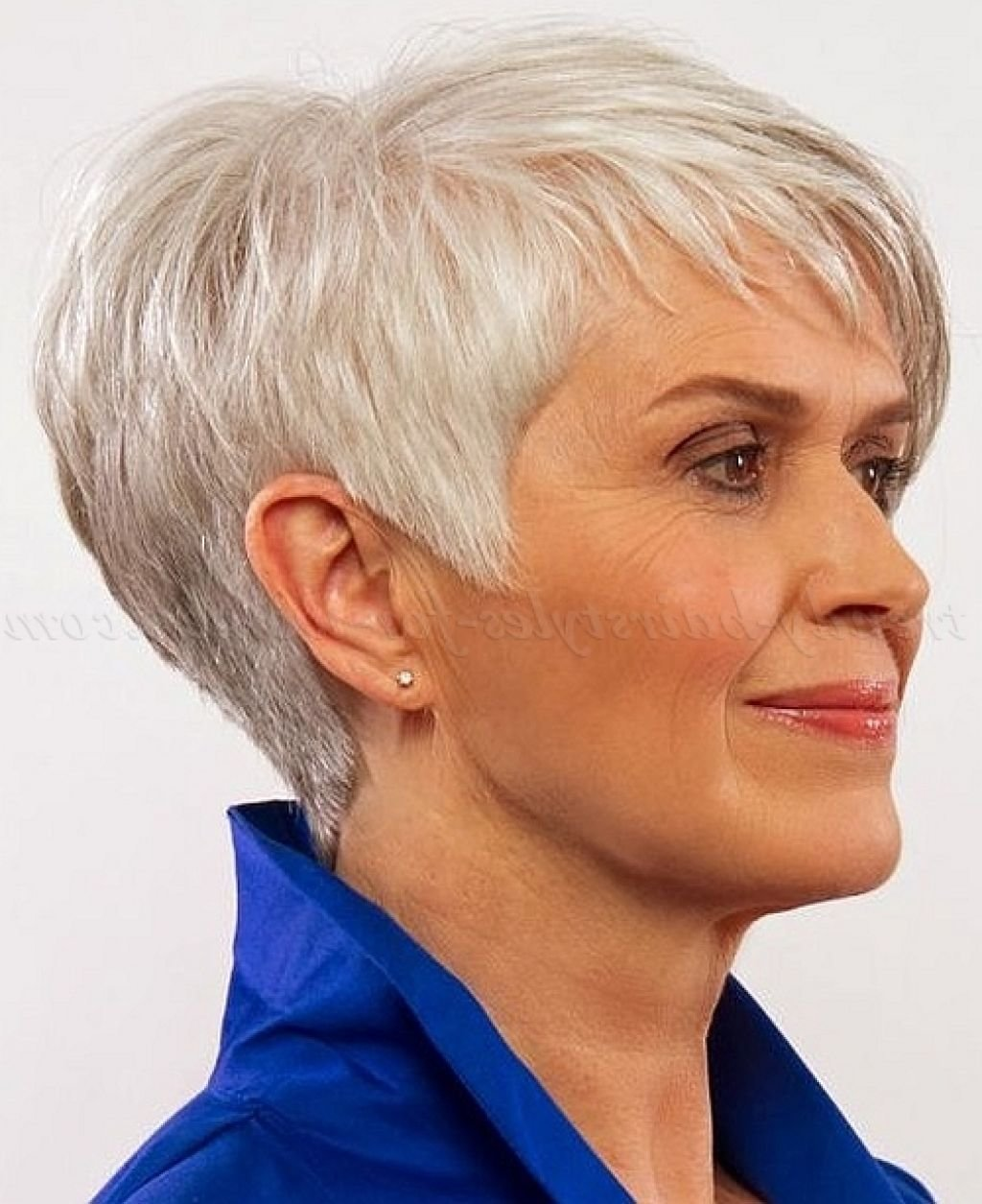 The Best 10 Easy Short Hairstyles For Women Over 60 Women Pictures