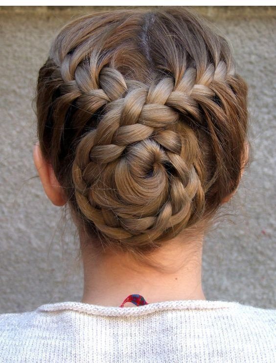 The Best 30 Amazing Braided Hairstyles For Medium Long Hair Pictures