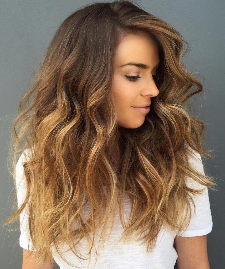 The Best Honey Blonde Balayage With Soft Brown Roots You Are Pictures