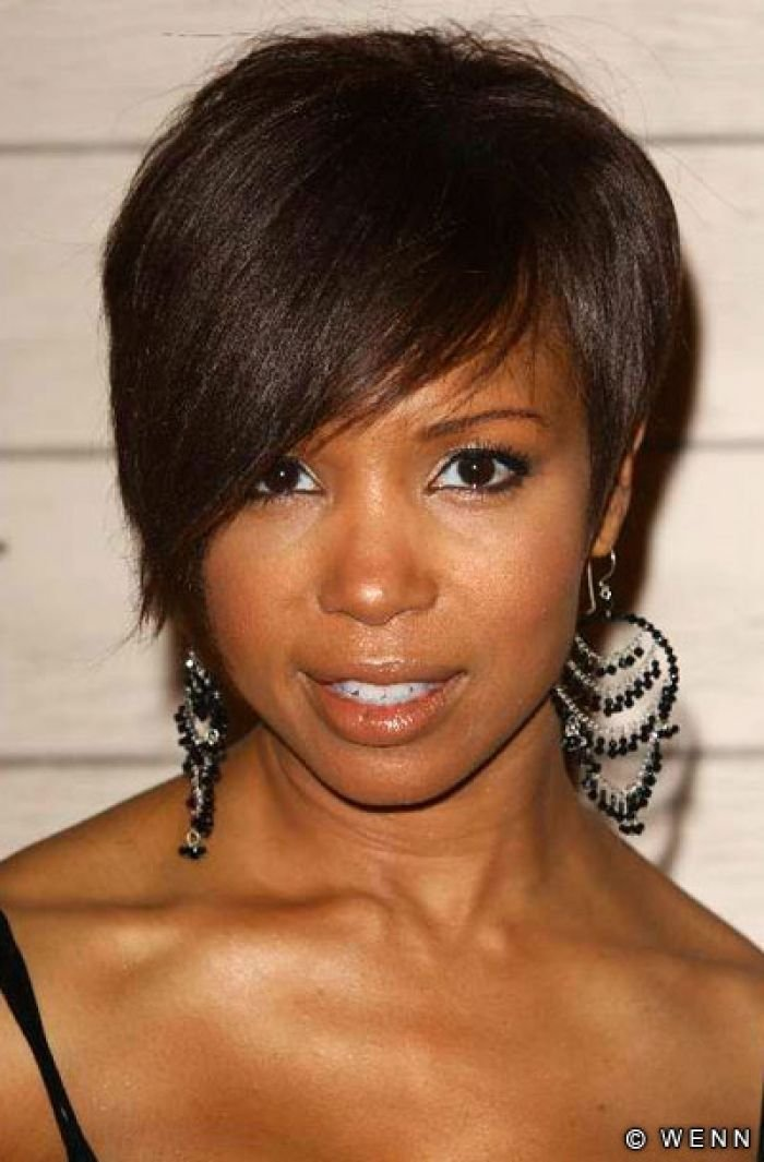 The Best Short Haircuts For Black Women With Fine Hair Short Pictures