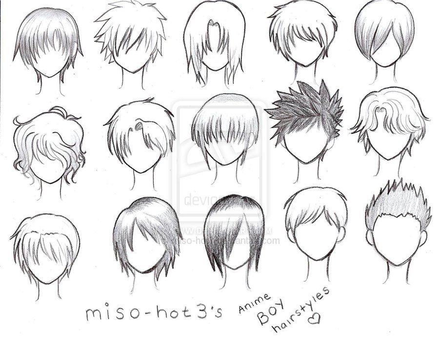 The Best Anime Boy Hair On Pinterest Manga Boy Anime Crying And Pictures