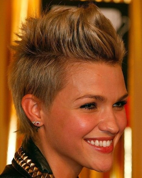 The Best Best 25 Girl Faux Hawk Ideas On Pinterest Braided Faux Pictures