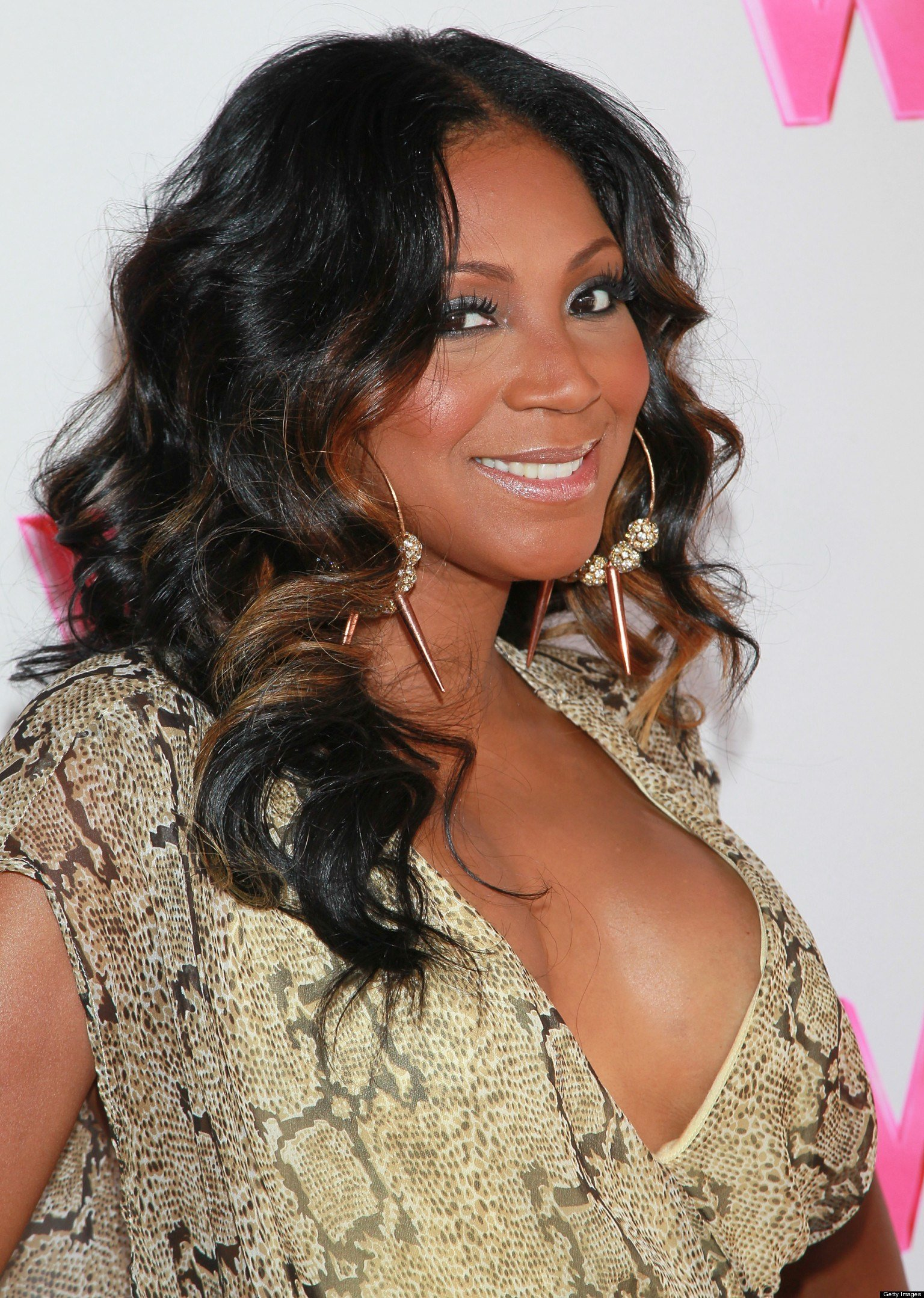 The Best Trina Braxton Divorce Toni Braxton S Sister Splits From Pictures