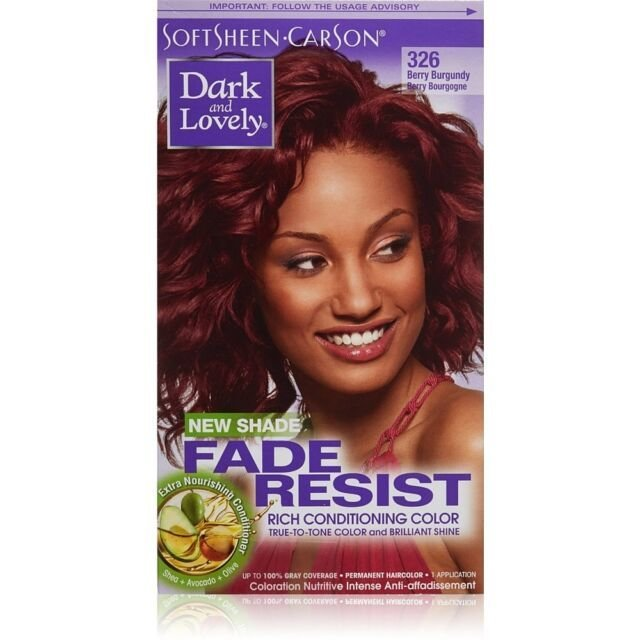 The Best Softsheen Carson Dark And Lovely Fade Resist Rich Pictures