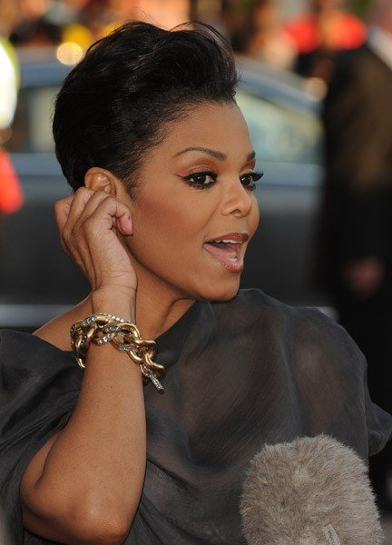 The Best Janet Jackson S New Haircut Part 2 Thehairazor Live Pictures