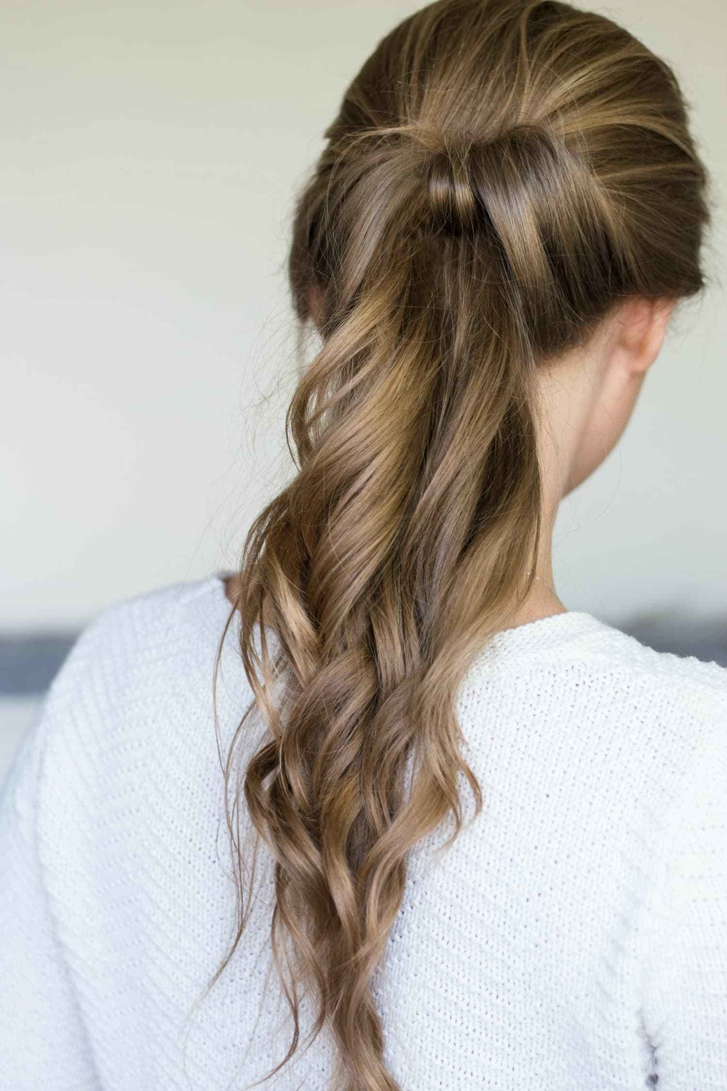 The Best Quick Easy Hairstyle Tutorials Best Shampoo Pictures