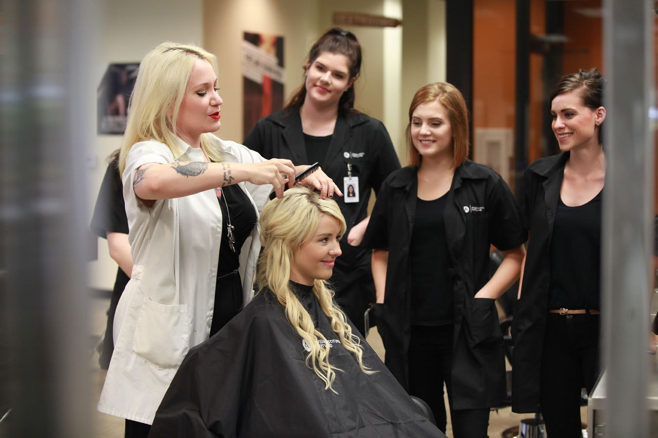 The Best Cosmetology Program Aveda Institute Portland Or Vancouver Wa Pictures