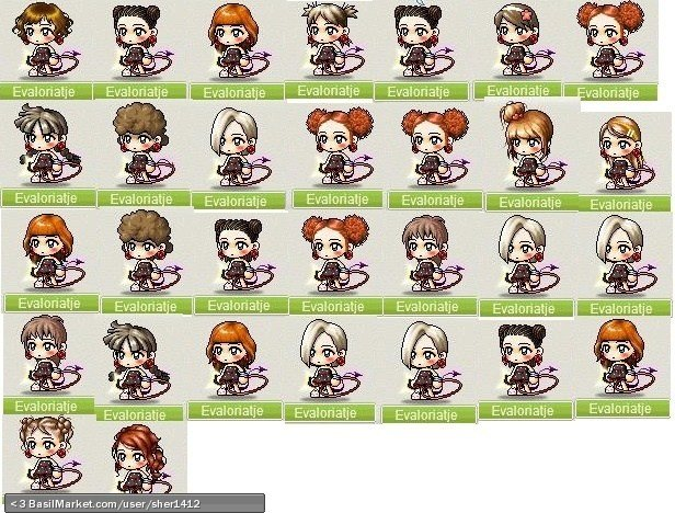 The Best Maplestory Exp Hairstyles Female Hair Pictures