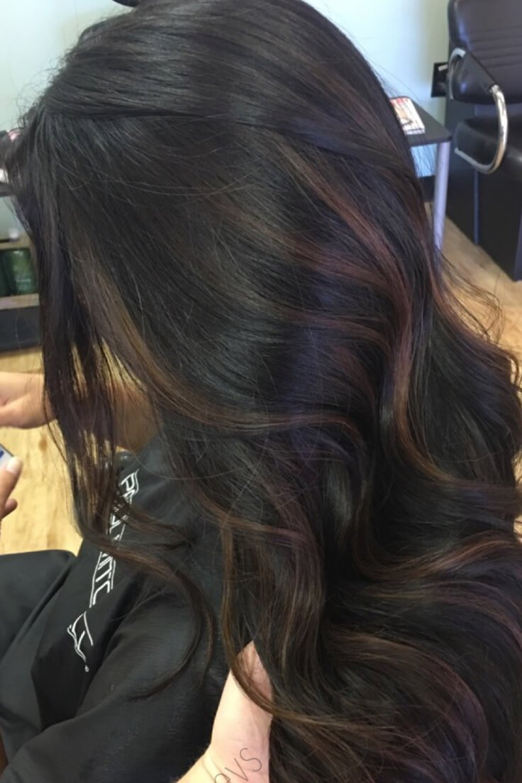 The Best How To Add Highlights To Dark Brown Hair At Home – Belletag Pictures