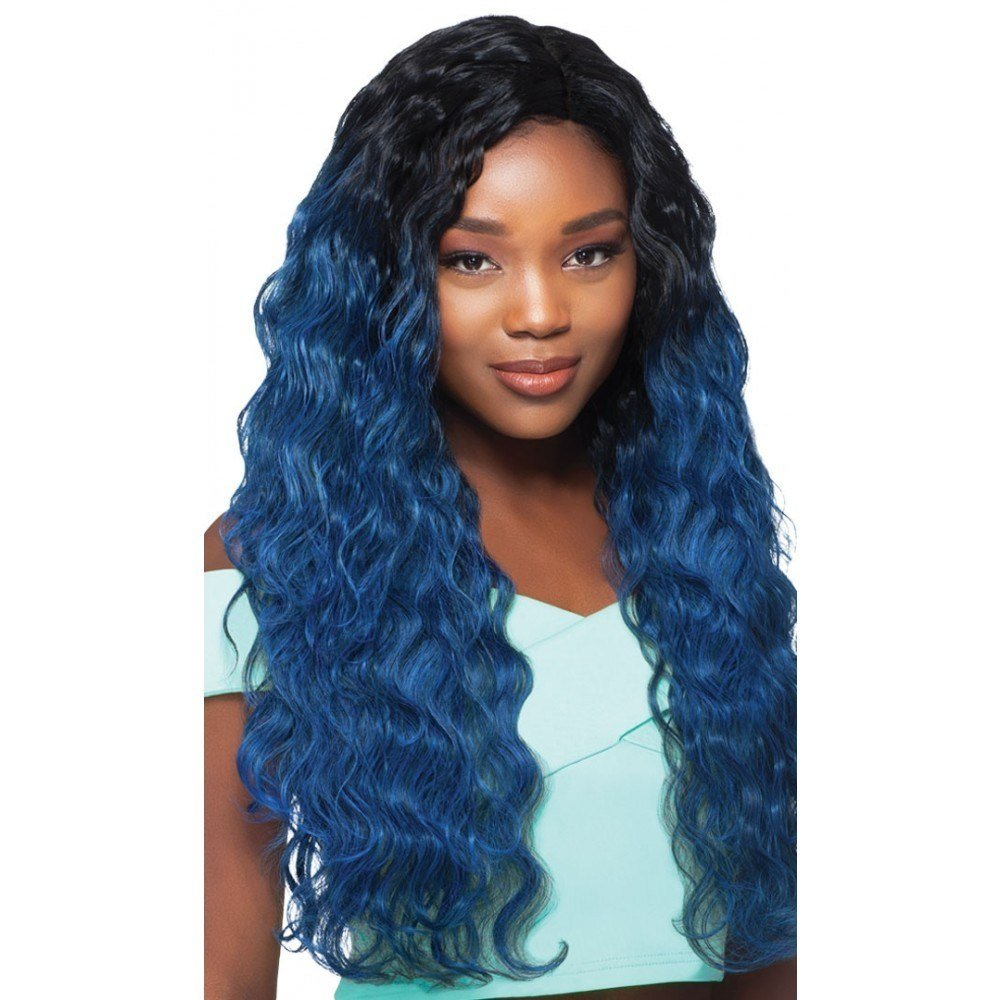The Best Outre Synthetic Batik Duo Weave – Jamaican Ocean Wave 5 Pictures