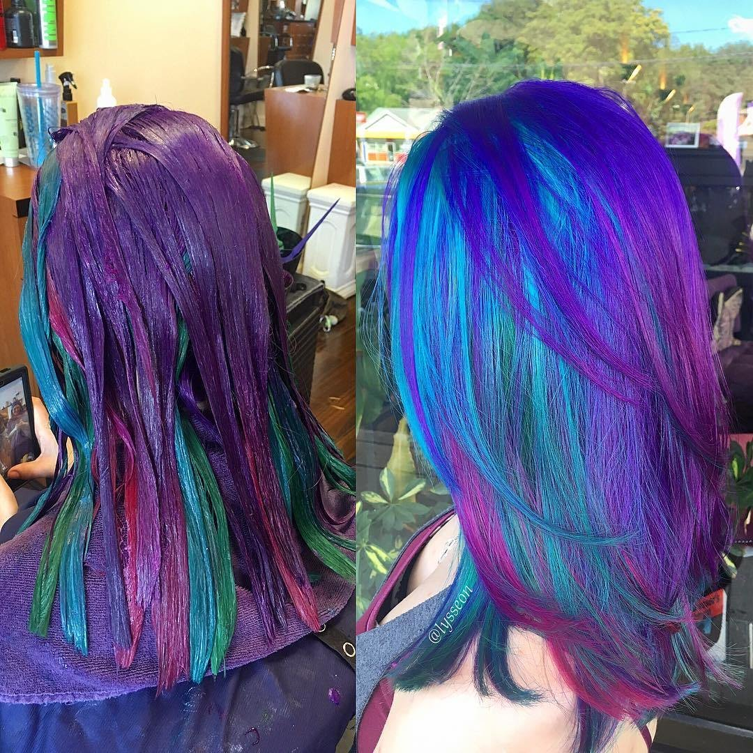 The Best 27 New Ideas For Peacocks Hair Color Ideas Top Hairstyle Ideas Pictures