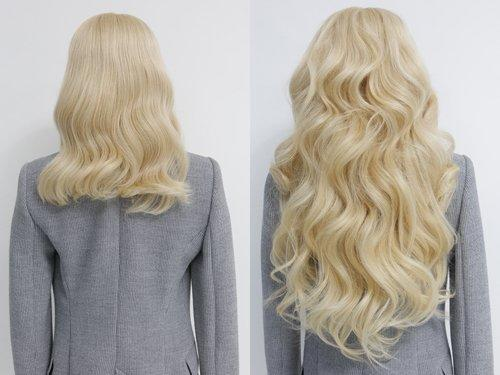 The Best Estelles Secret 100 Remy Clip In Hair Extensions In Minutes Pictures