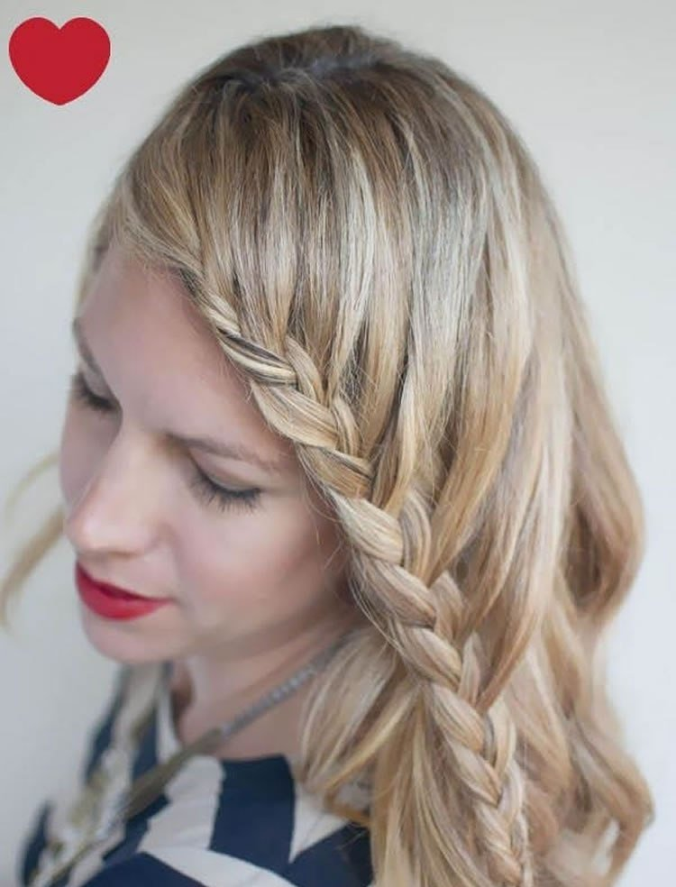 The Best 100 Side Braid Hairstyles For Long Hair For Stylish Ladies Pictures