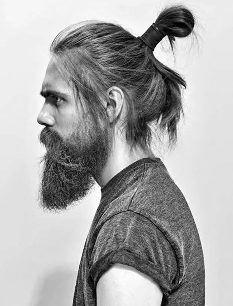 The Best Long Hairstyles For Men 2019 – How To Style Long Hair For Pictures