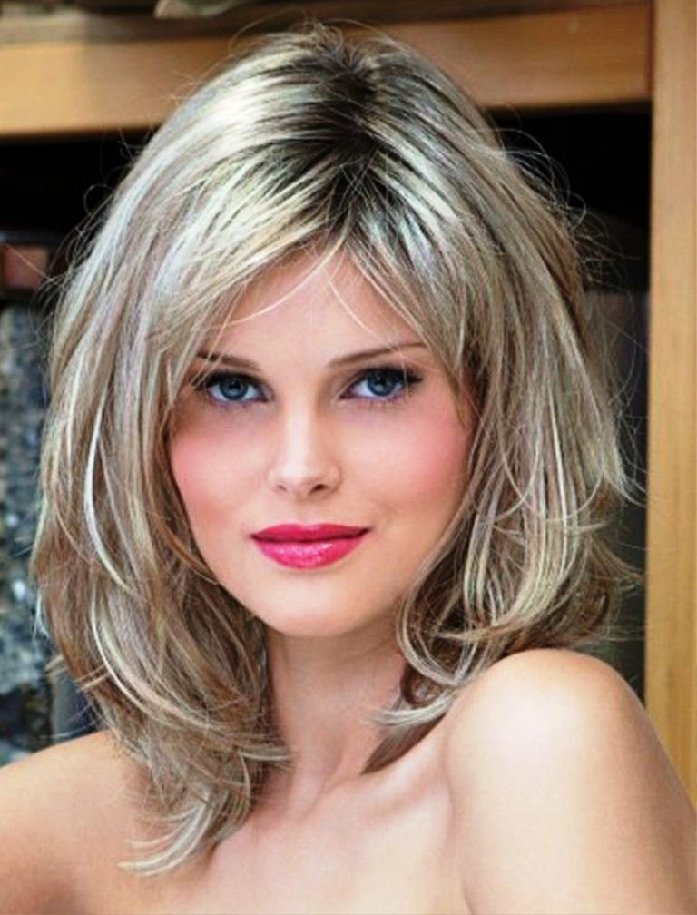 The Best 30 Stylish Medium Layered Hairstyle Ideas For You To Try Instaloverz Pictures