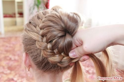 The Best Diy Unique Braided Bun Hairstyle Pictures