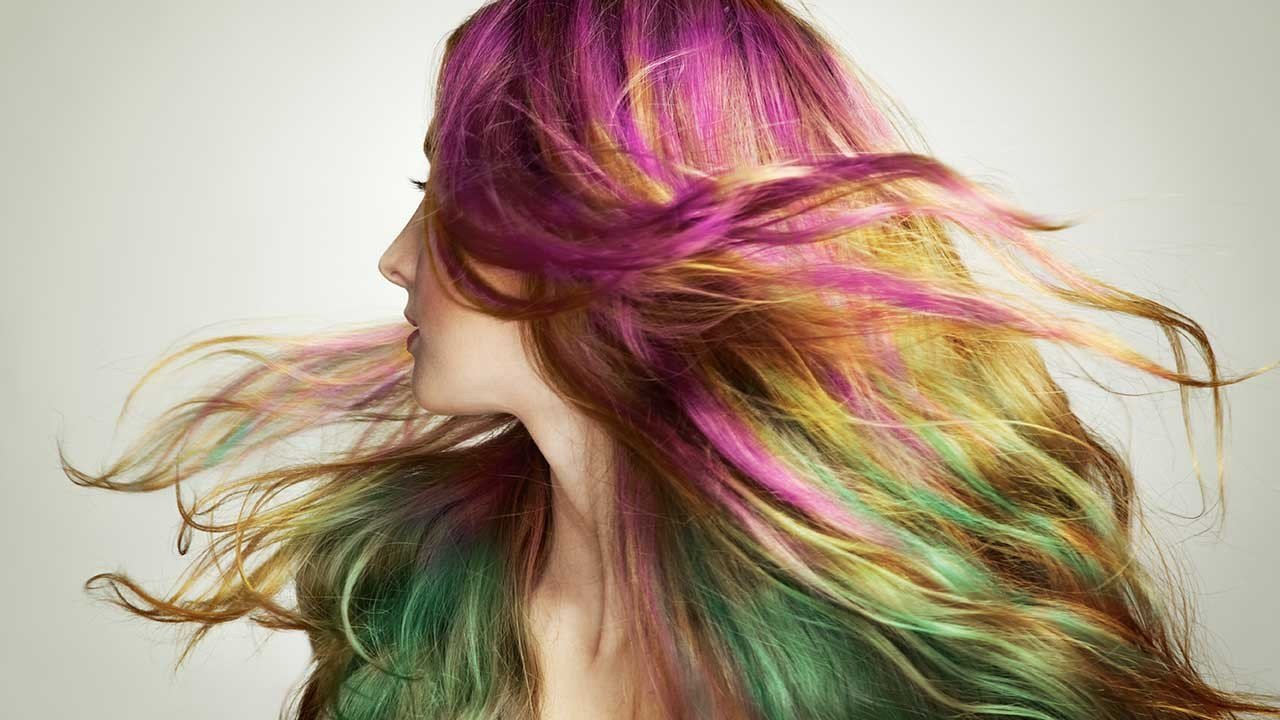 The Best How To Dye Your Hair With Semi Permanent Hair Color L Pictures