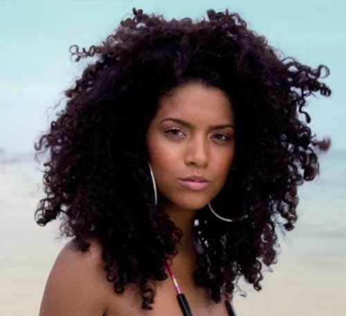 The Best 35 Long Layered Curly Hair Hairstyles And Haircuts Pictures