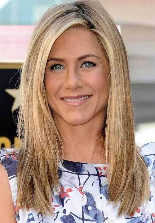 The Best 20 Medium Long Length Hairstyles Hairstyles And Pictures