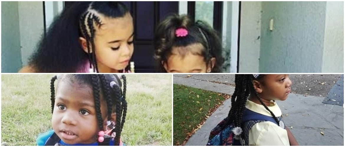 The Best Black Little Girl Hairstyles Pictures