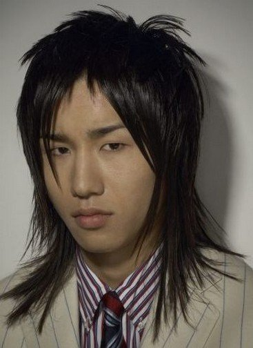 The Best Long Asian Men Hairstyle With Layers And Long Layered Pictures